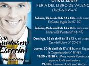 Horario firmas Feria Libro Valencia