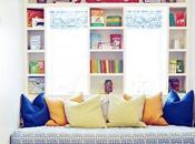 Decoeducación. Habitaciones para niños educativas estilo