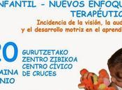 """Jornada """"desarrollo aprendizaje infantil nuevos enfoques terapéuticos"""""""
