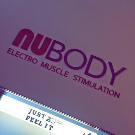 LIFESTYLE: Probando el EMS (Electro-estimulación Muscular)!