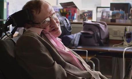 Stephen Hawking sorprende a sus seguidores debutando como cantante.