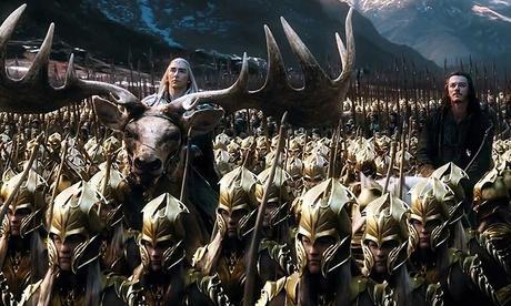 estrenos en dvd hobbit batalla de los cinco ejercitos Estrenos en DVD: Última llamada a la Tierra Media