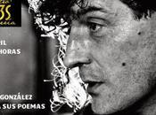 Buenas noches: David González recita mañana poemas