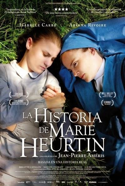 Póster: La historia de Marie Heurtin (2014)