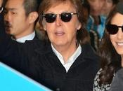PAUL McCARTNEY OSAKA, JAPÓN, ABRIL 2015.