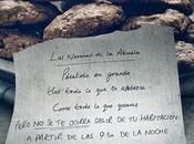 "Primer póster español visita"" nuevo night shyamalan"