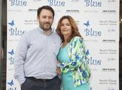Fiesta aniversario tienda moda Blue
