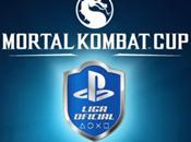 Detalles Torneo Mortal Kombat Liga Oficial PlayStation