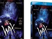 "venta Blu-ray ""Wax"", dirigida Víctor Matellano"