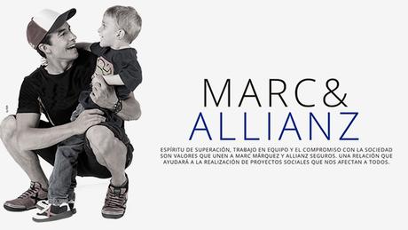 #LapsForLife93, la iniciativa solidaria de Allianz Seguros y Marc Márquez