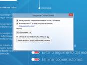 Protección contra WebRTC Steganos Online Shield