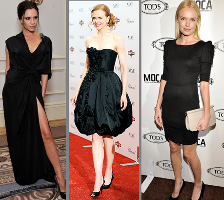 #STYLE TIPS. Vestir de negro en una boda de tarde