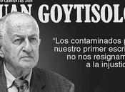 Discurso íntegro Juan Goytisolo ceremonia entrega Premio Cervantes 2014.