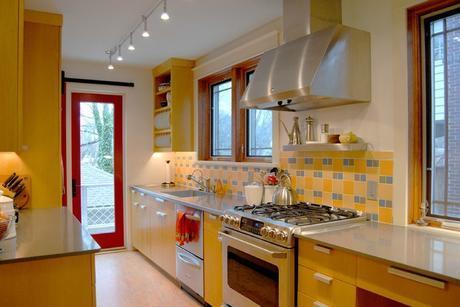 Lu-In+Dave: Squirrel Hill, PA contemporary-kitchen