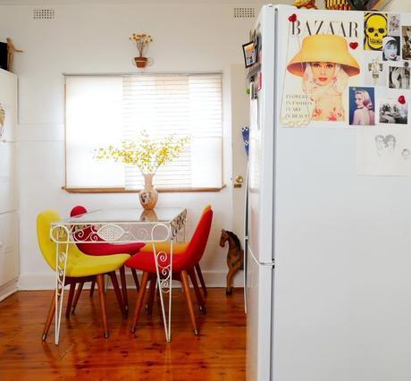 Melbourne photo shoot #2 shabby-chic-kitchen