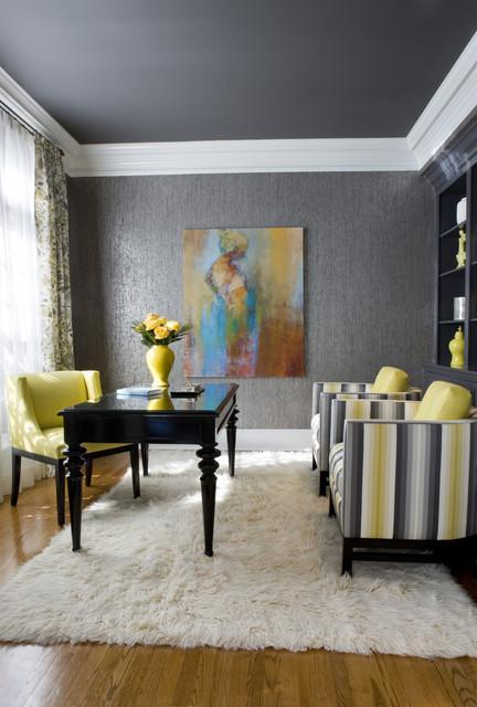 McLean Glamour contemporary-home-office