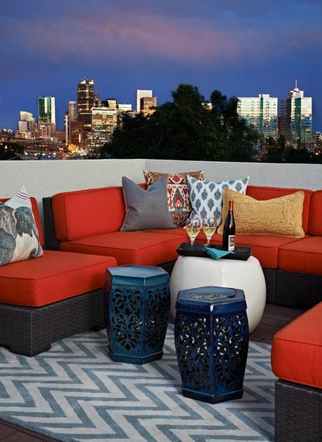 LoHi Private Residence eclectic-deck