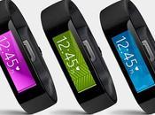 pulsera para fitness Microsoft Band, ahora dispone actualización integra cualidades específicas ciclismo
