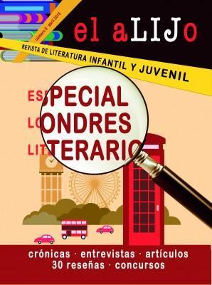 Demos la bienvenida a la nueva revista literaria el aLIJo