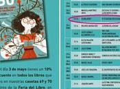 espero este semana Feria Libro Valencia