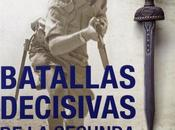 BATALLAS DECISIVAS SEGUNDA GUERRA MUNDIAL. Varios autores (1956)