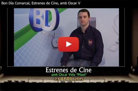 Bon Día Comarcal: Estrenes de Cine, amb Oscar Vela