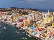 Procida, isla pequeña Golfo Nápoles