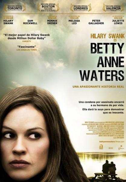 betty anne waters cartel 417x600 Betty Anne Waters, un canto a la justicia