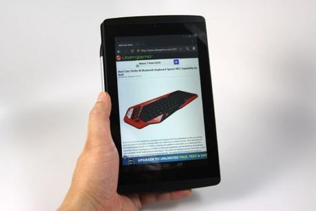 NVIDIA revela la tableta Nexus 9  por culpa de una demanda