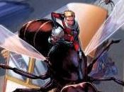 Hank Scott Lang juntos ANT-MAN ANNUAL