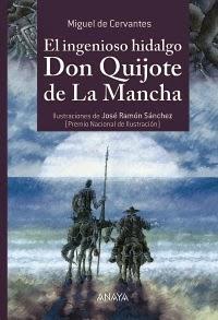 Anaya lanza una nueva edición de 'El ingenioso hidalgo Don Quijote de La Mancha'