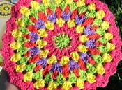 Mándala crochet
