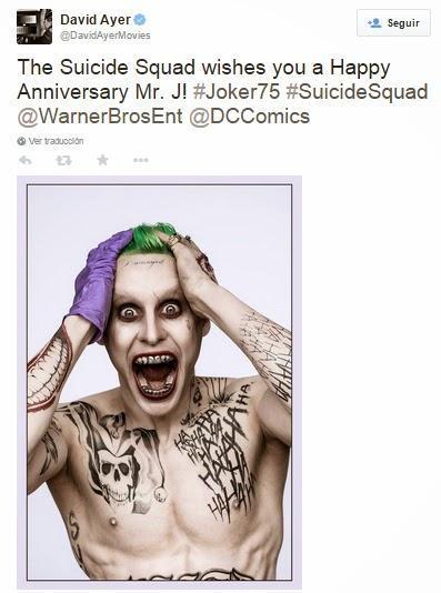 Ronda de noticias: del nuevo Joker al tráiler más visto de la historia