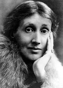 Fotografía de Virginia Woolf