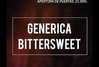 Genérica y Bittersweet estarán en Costello - Paperblog