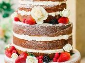 ejemplos Naked Cake: tendencia pasteles boda