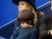 Milan, Shakira Piqué, divertida tarde tenis