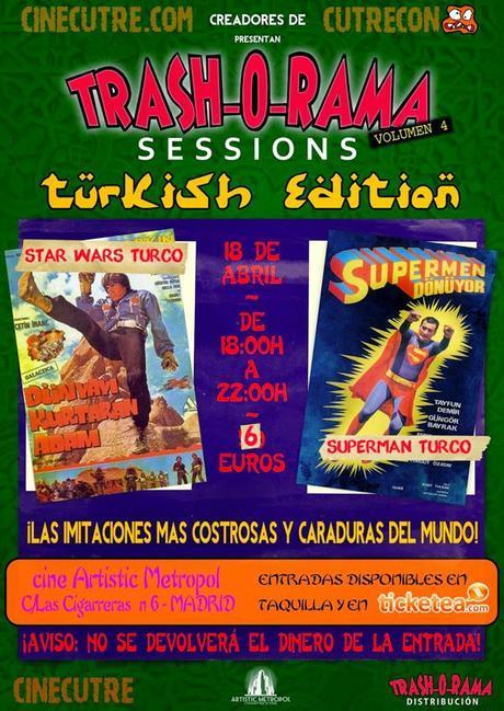 Trash-O-Rama 4 - Cine Turco
