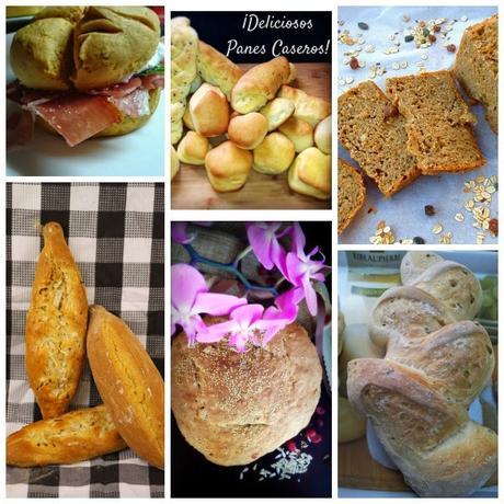 6 panes caseros con semillas frutas y verduras i parte - Semillas de frutas y verduras ...