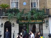 Siguiendo pasos Sherlock Londres