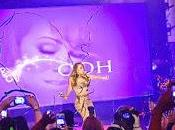 Mariah Carey llega Vegas