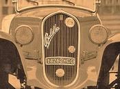 Fiat Balilla Sport Spyder 1934