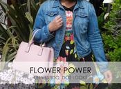 Flower Power Vestido Looks