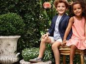 Moda infantil casual para verano, H&M