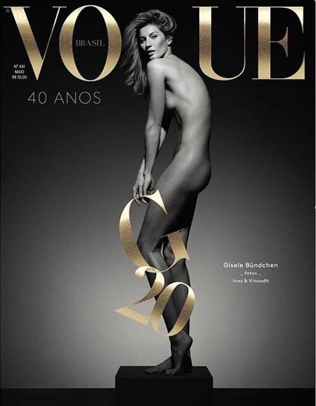 Gisele Bundchen Vogue