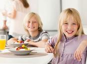 Nutrición para niños: importancia desayuno saludable