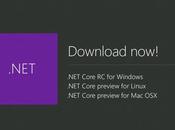 Microsoft lanza .NET Core para Linux