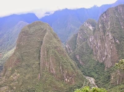 Paisaje en Machu Picchu, Perú, La vuelta al mundo de Asun y Ricardo, round the world, mundoporlibre.com