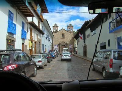 Convento de Santa Teresa, Cusco,  Perú, La vuelta al mundo de Asun y Ricardo, round the world, mundoporlibre.com