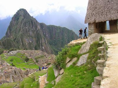 Recinto del Guardián,  Machu Picchu, Perú, La vuelta al mundo de Asun y Ricardo, round the world, mundoporlibre.com
